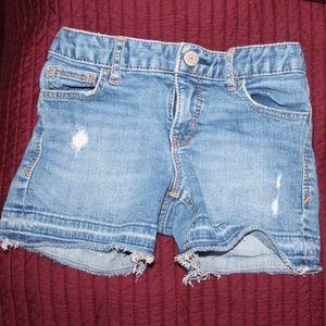 Girls Gap Shorts Size 7